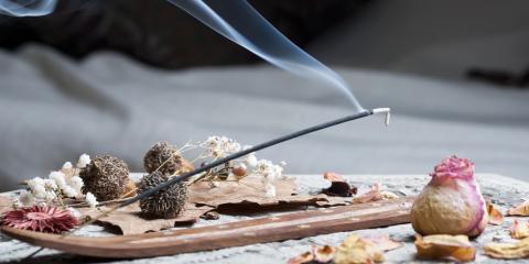 A Guide to Incense & Aromatherapy, Kihei, Hawaii