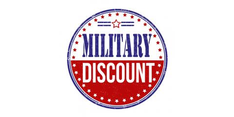 10% Military Discount - Circle City Glass , Dothan, Alabama