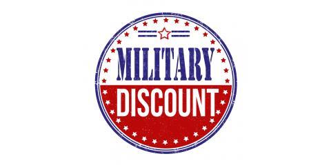 10% Military Discount - Circle City Glass , Dothan, Alabama