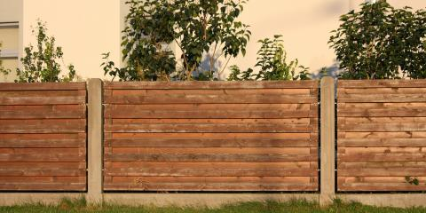 5 Wooden Fence Design Ideas, Ewa, Hawaii