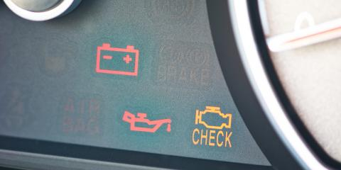 3 Dashboard Symbols & What They Mean, Honolulu, Hawaii