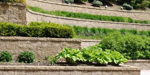 3 Commercial Uses for a Retaining Wall, West Plains, Missouri