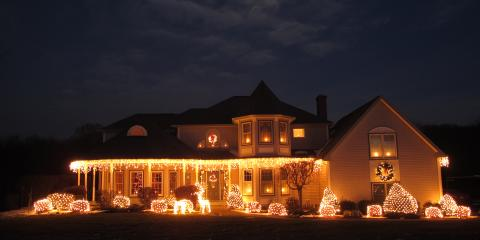 3 Electrician-Recommended Safety Tips for Hanging Christmas Lights, Newark, Ohio