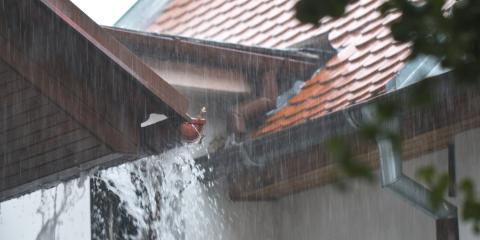 A Guide to Drainage Issues From Heavy Rainfall, Brunswick, Ohio