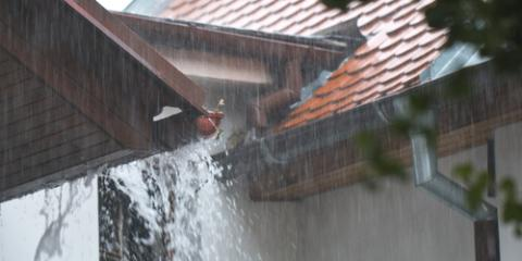 How to Make Sure Your Gutters Can Handle a Downpour, Holmen, Wisconsin