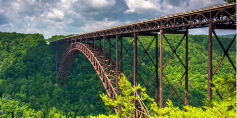 What's In Store When Taking a Train Ride to Cheat Mountain, Elkins, West Virginia