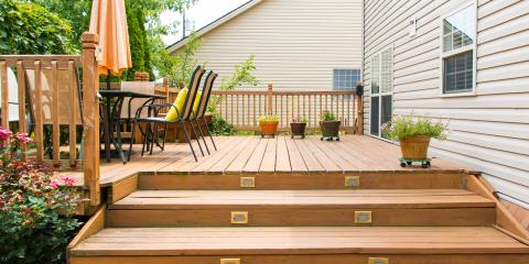 3 Signs You Need a New Deck, Perryville, Arkansas