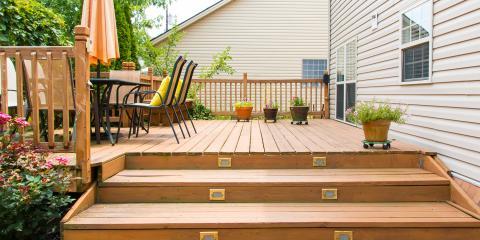 4 Signs You Need Deck Repairs , La Vista, Nebraska