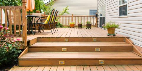 A Guide to Decks & Patios, Waterloo, Illinois