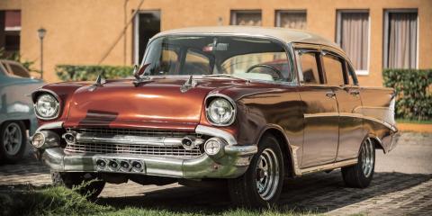 3 Tips for Buying Antique Cars, 2, Poplar Tent, North Carolina
