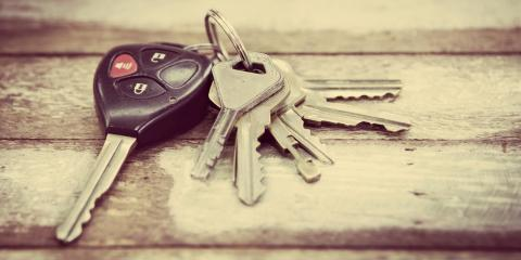 The First 3 Things You Should Do When You Lose Your Car Keys, Winston-Salem, North Carolina