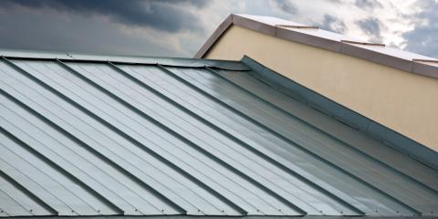 The Difference Between Reflectivity & Emissivity in Metal Roofing, South Harrison, Arkansas