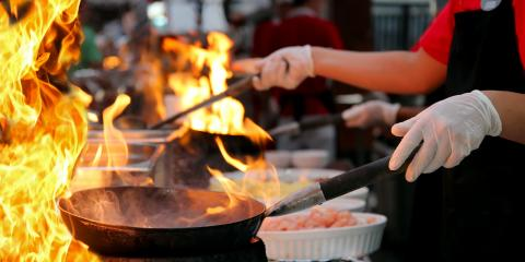 What Causes Restaurant Fires & Necessary Fire Suppression Systems, Bangor, Wisconsin