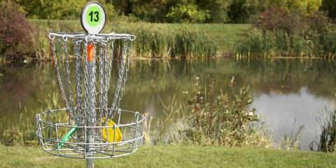 A Beginner's Guide to Disc Golf, 3, Tennessee