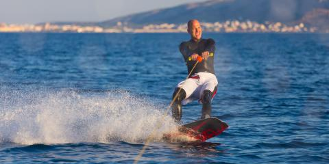 3 Healthy Benefits of Playing Water Sports, Honolulu, Hawaii