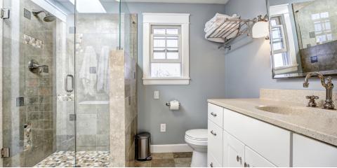 5 Popular Types of Showerheads, Raleigh, North Carolina