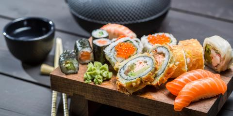 Japanese Catering Company Explains 3 Benefits of Eating Sushi , Honolulu, Hawaii
