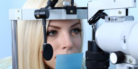 What Health Problems Can an Eye Exam Uncover?, Washington, Missouri