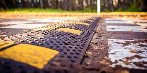 What Are the Differences Between Speed Bumps & Humps?, Kalispell, Montana