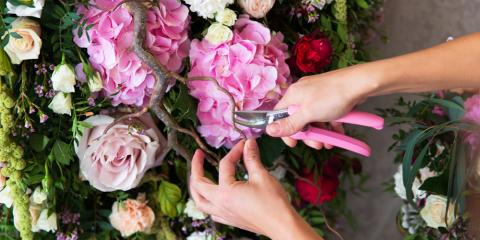 3 Tips for Making a Flower Arrangement Last, ,