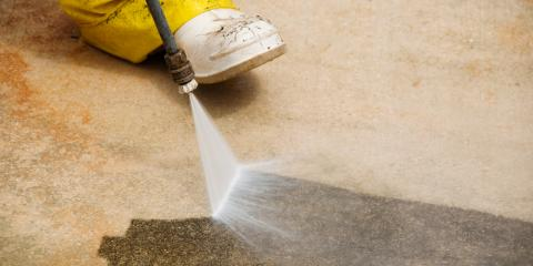 The Best Way to Maintain Your Concrete Driveway, St. Michael, Minnesota