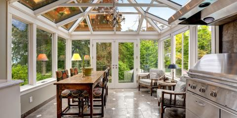 4 Benefits of a Vinyl Sunroom, Cleveland, North Carolina