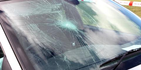Why a Chipped or Cracked Windshield Is Dangerous, Anchorage, Alaska