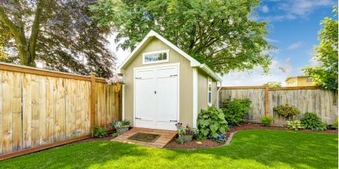 5 Tips for Organizing a Storage Shed, Union, Ohio