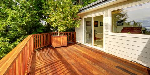 3 Signs Your Deck Should Be Refinished This Summer, St. Paul, Missouri