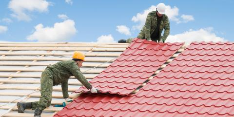 How Is Metal Roofing a More Energy-Efficient & Eco-Friendly Option?, Folkston, Georgia