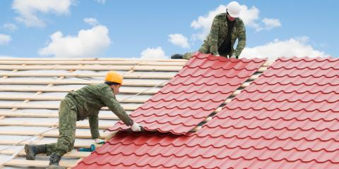 The Pros & Cons of Metal Roofing, Savannah, Tennessee