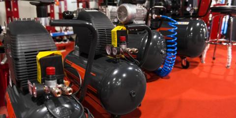 4 Safety Tips For Using a Portable Air Compressor, Maryland Heights, Missouri