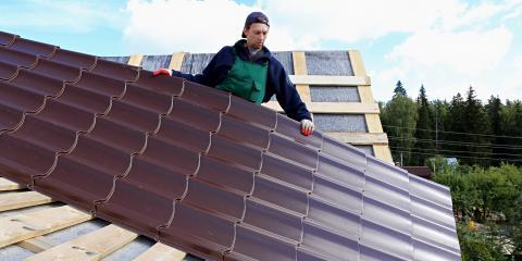 Choosing Between Asphalt & Metal Roofing, Honolulu, Hawaii
