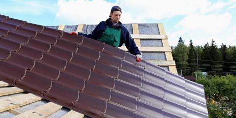How to Choose Between Metal & Asphalt Roofs, Washington, Ohio