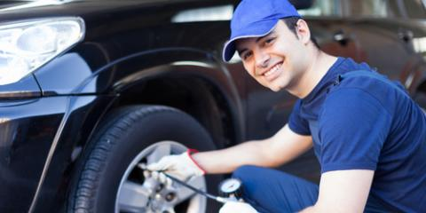 What is the Right Tire Pressure for Your Vehicle?, Miami, Ohio