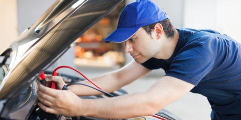 3 Possible Reasons Why Your Car Battery Is Dying , Oak Harbor, Washington