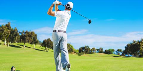 How To Get The Perfect Grip For Your Golf Swing Ridges