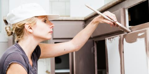 What to Know About Cabinet Painting, Wentzville, Missouri