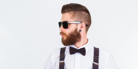 Top Hair Styling Pros Explain Disconnected Men's Haircuts & Their Types, Enterprise, Alabama