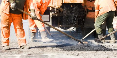 5 Reasons to Choose Asphalt Over Concrete , Anchorage, Alaska