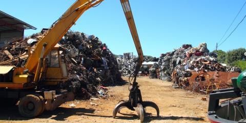 Get the Most Out of Your Metal Recycling With a Summer Visit to the Scrap Yard , Rochester, New York