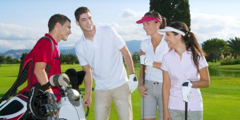 Does Golf Relieve Stress?, Licking County, Ohio