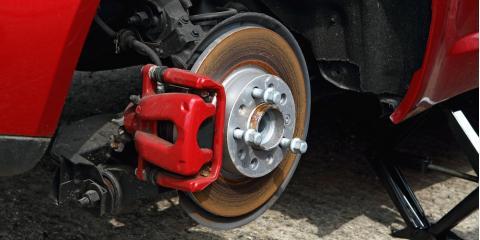 Auto Care Tips: How to Make Your Brakes Last Longer, Elizabethtown, Kentucky