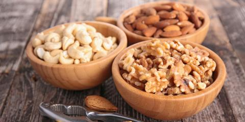 Simple Health Foods: 3 Reasons You Should Eat More Nuts, Branson, Missouri