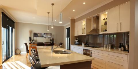 How to Match Cabinets & Countertops for Kitchen Designs, Norwood, Ohio