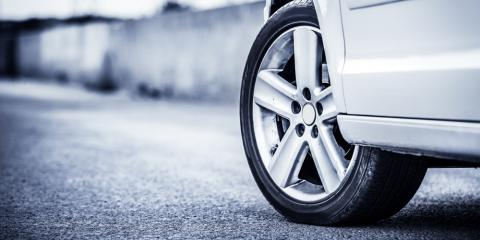 3 Signs Your Tire Alignment Is Off, Bluefield, West Virginia