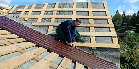 5 FAQ About Metal Roofs, Ashland, Virginia