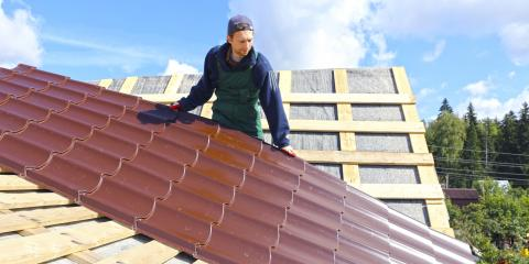 3 Benefits of a New Roof Installation, Onalaska, Wisconsin