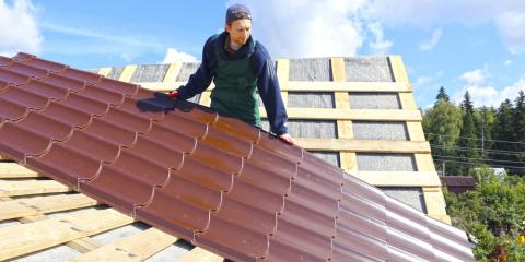 5 Benefits of Choosing Metal for Commercial Roofing, Lincoln, Nebraska