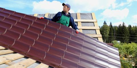 5 FAQs About Residential Metal Roofing, Savannah, Tennessee